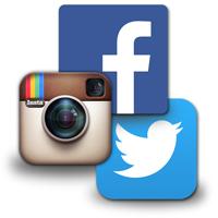 Folgt uns auch in den sozialen Medien!