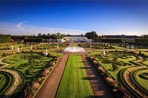Herrenhäuser Gärten sind ebenfalls Partner